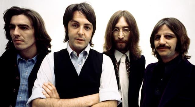 Kultur Wissensfrage: Welches Lied der britischen Rockband The Beatles wurde über Mia Farrows Schwester geschrieben?