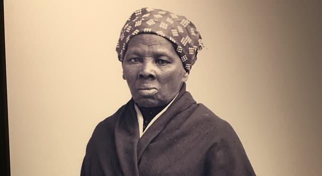 Geschichte Wissensfrage: Welches Lied sang Harriet Tubman, um ihren Flüchtlingen den Weg zur Freiheit zu weisen?