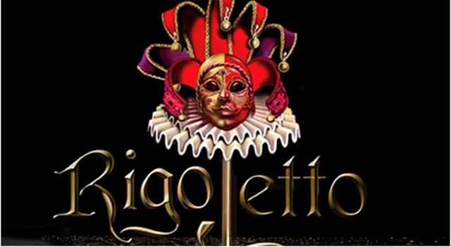 """Kultur Wissensfrage: Welches Merkmal hatte Rigoletto in Verdi's Oper """"Rigoletto""""?"""
