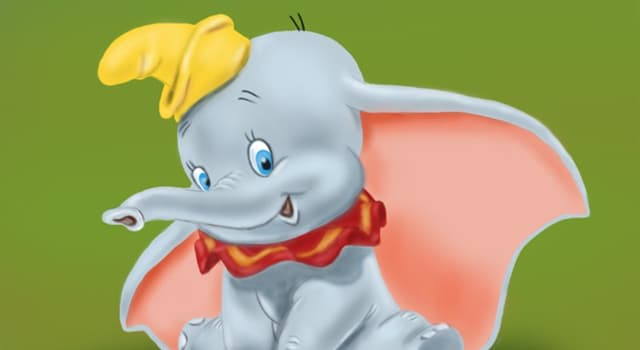 """Film & Fernsehen Wissensfrage: Welches Tier namensTimothy ist der einzige Freund Dumbos im Zeichentrickfilm """"Dumbo""""?"""