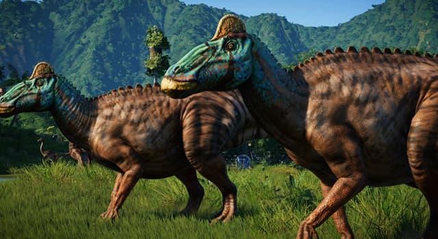 """Film & Fernsehen Wissensfrage: Wer drehte 1993 den Film """"Jurassic Park""""?"""