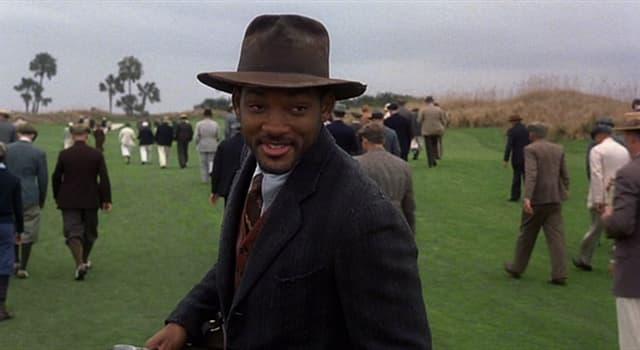 """Film & Fernsehen Wissensfrage: Wer hat das Golfspiel im Film """"Die Legende von Bagger Vance"""" gewonnen?"""
