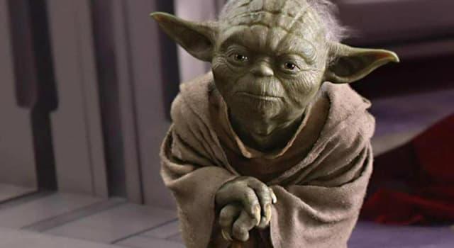 """Film & Fernsehen Wissensfrage: Wer hat die Rolle von Yoda in """"Das Imperium schlägt zurück"""" (1980) gespielt?"""