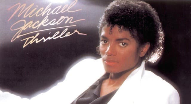 """Kultur Wissensfrage: Wer hat für seine Gitarrenarbeit auf dem Album """"Thriller"""" keine Lizenzgebühren verlangt?"""