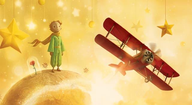 """Kultur Wissensfrage: Wer ist Autor von """"Der kleine Prinz""""?"""