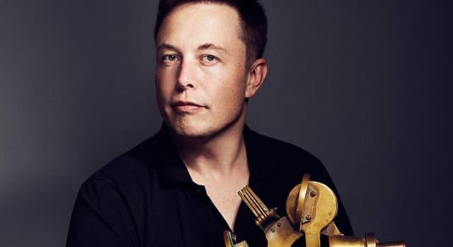 Gesellschaft Wissensfrage: Wer ist Elon Musk?
