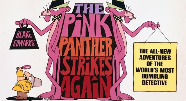 """Film & Fernsehen Wissensfrage: Wer lieferte die Gesangsstimme für Ainsley Jarvis in dem Film """"The Pink Panther Strikes Again""""?"""