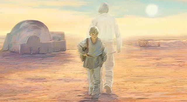 """Film & Fernsehen Wissensfrage: Wer sagt im Film Star Wars: """"Deine Augen können dich täuschen. Vertraue ihnen nicht""""?"""