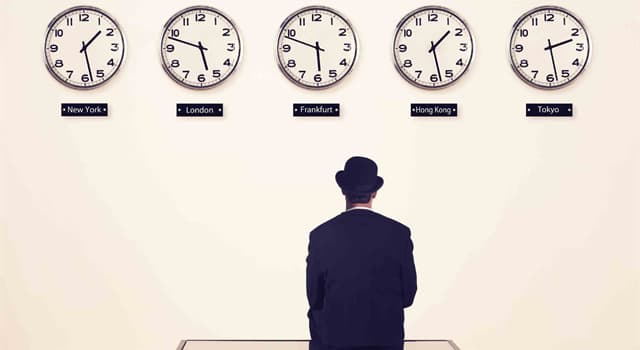 Geschichte Wissensfrage: Wer war der erste, der die Idee für Zeitzonen für die Welt erfand?