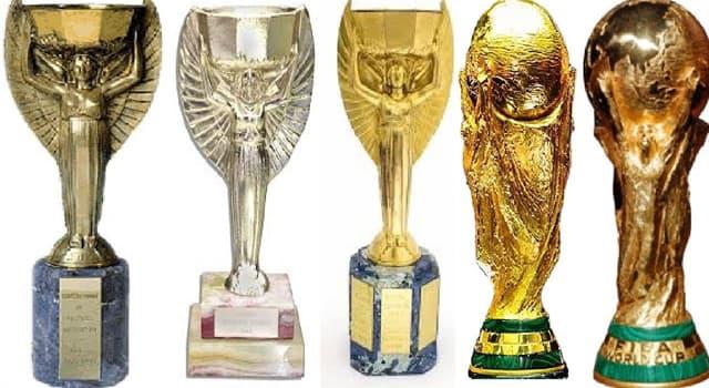 Sport Wissensfrage: Wer war der erste Fußballspieler, der drei Tore in einem Weltmeisterschafts-Finale schoss?