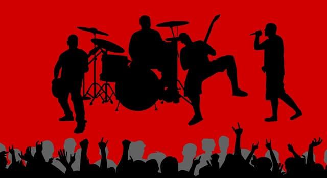 Kultur Wissensfrage: Wer war der erste Rock'n'Roll-Star, der auf der Bühne verhaftet wurde?
