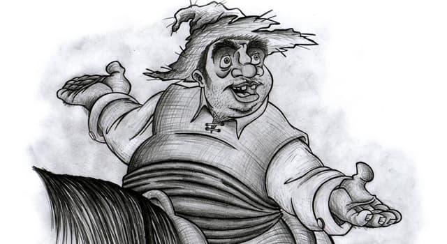 Kultur Wissensfrage: Wer war Sancho Panza?