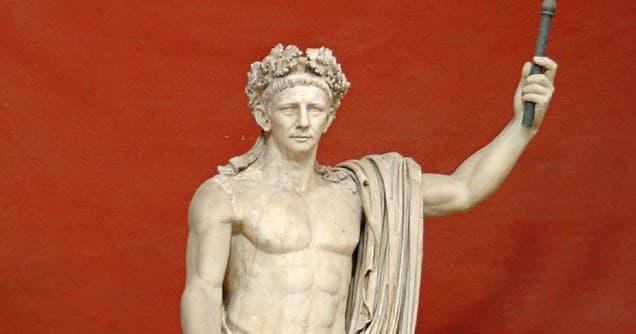 Geschichte Wissensfrage: Was erlaubte Kaiser Claudius den Römern am Tisch zu tun?