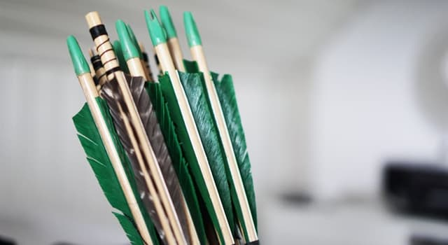 Culture Trivia Question: What do we call a container used for carrying arrows?