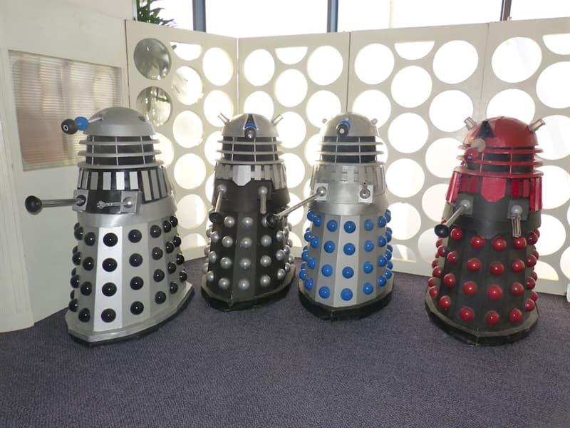 Film & Fernsehen Wissensfrage: Wie heißt der verrückte Erfinder der Daleks, die Dr. Who seit 1963 in Schwierigkeiten bringen?