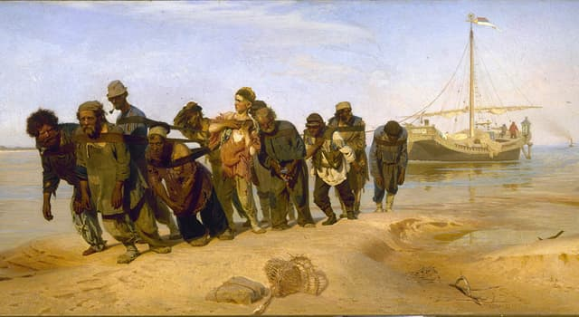 Culture Trivia Question: What is the name of the painting below?