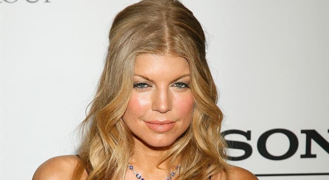 Culture Trivia Question: What is the singer Fergie's real name?