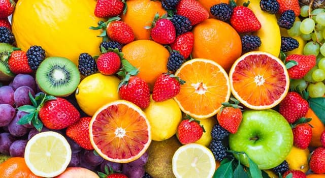 Culture Trivia Question: As of 2019, what is the world's most popular fruit?
