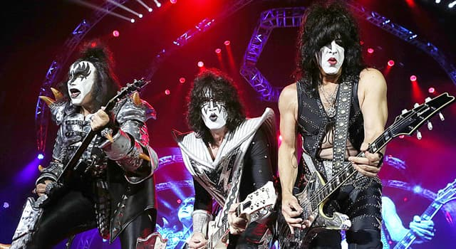 Culture Trivia Question: What occupation did Gene Simmons briefly hold before becoming a member of the rock band KISS?