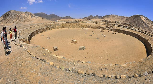History Trivia Question: What was the oldest known advanced civilization in the American continents?