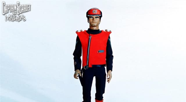 Movies & TV Trivia Question: What was the real name of Captain Scarlet in the British TV series of the same name?
