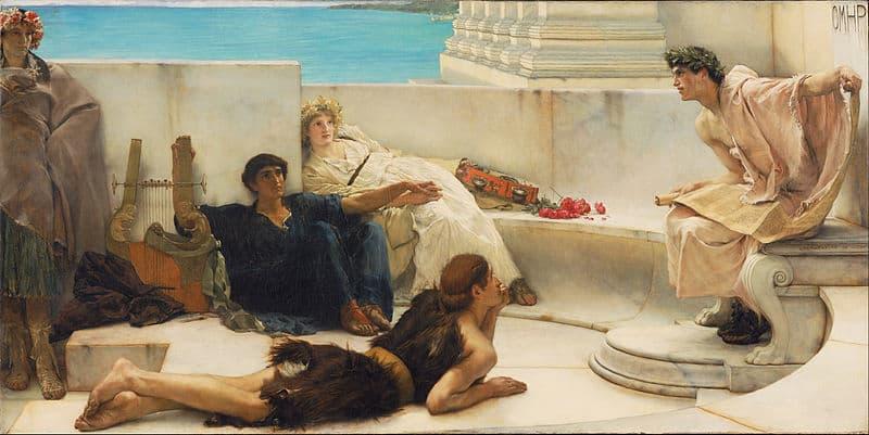 """Культура Запитання-цікавинка: Яка жінка, яка згадується в """"Іліаді"""" Гомера, стала причиною Троянської війни?"""