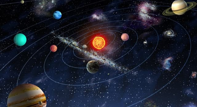 Science Trivia Question: What word is spelled out by the initials of the three planets located beyond Jupiter?