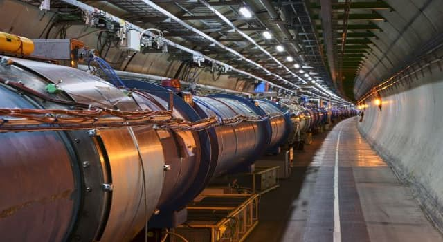 Science Trivia Question: When did the European Organization for Nuclear Research first power up the Large Hadron Collider?