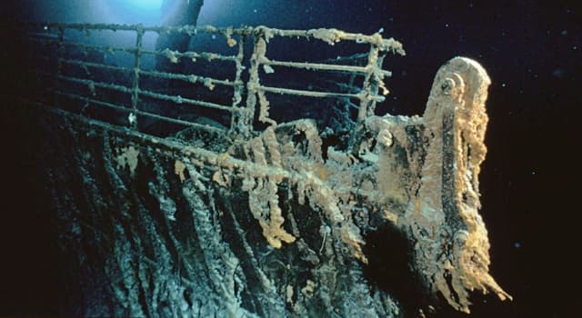 Society Trivia Question: What date did they find the wreck of the RMS 'Titanic'?