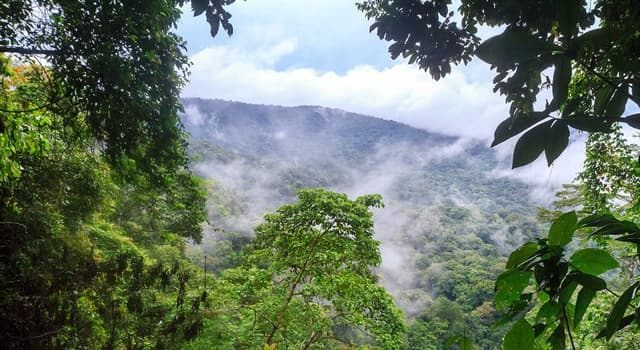 Geography Trivia Question: Where is the Darien Gap located?