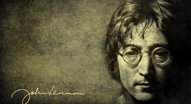 Culture Trivia Question: Which band name did John Lennon use that was named after his old school?