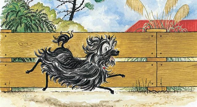Culture Trivia Question: Which children's writer is the creator of 'Hairy Maclary from Donaldson's Dairy'?
