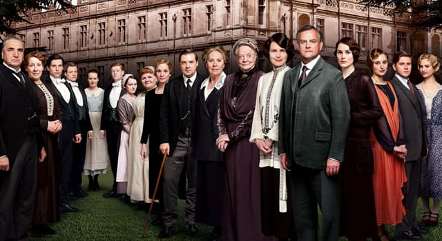 """Movies & TV Trivia Question: Which """"Downton Abbey"""" actress played Miss Moneypenny in four James Bond films?"""