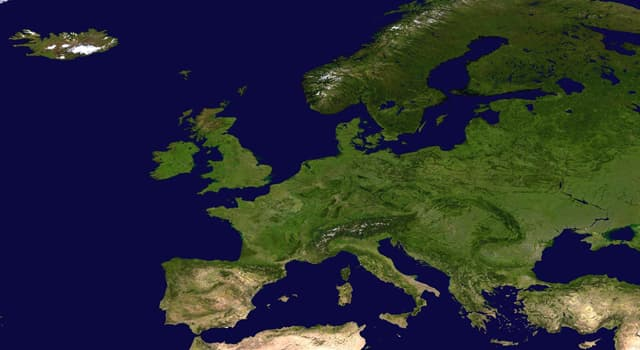 Geography Trivia Question: Which European national flag does not have a cross on it?