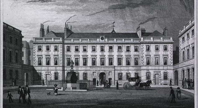 History Trivia Question: Which hospital is the the oldest in Britain?