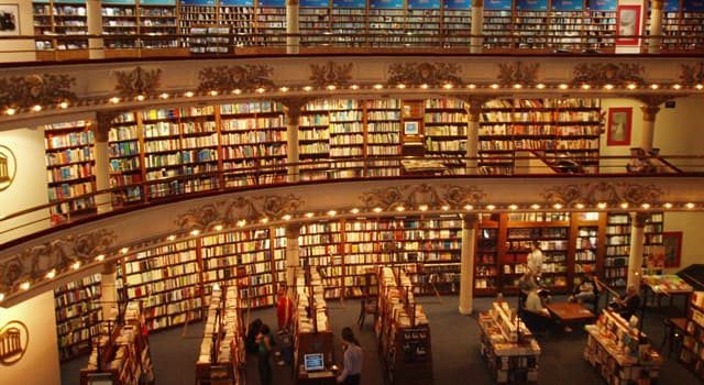 Culture Trivia Question: Which is the largest national library in the world by number of items catalogued?