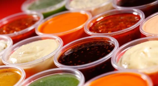 History Trivia Question: Which of these UK condiments is the oldest, having been established since 1814?