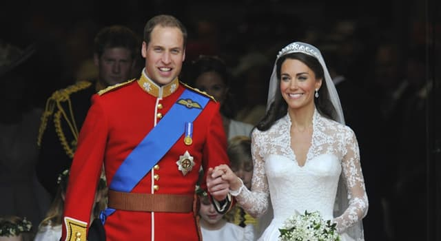 """Culture Trivia Question: Which singer performed """"Your Song"""" at Prince William's wedding reception?"""