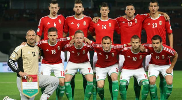 Sport Trivia Question: Which team beat Hungary in a football World Cup qualifying match in June 2017?