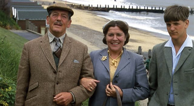 Movies & TV Trivia Question: Which TV drama written by Michael Palin was based on his own memories of dreary seaside holidays?