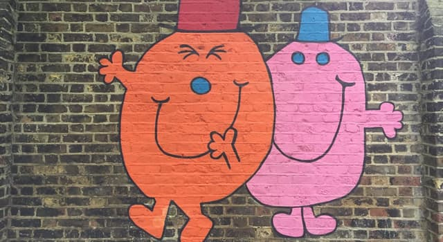 Culture Trivia Question: Who created the Mr. Men?