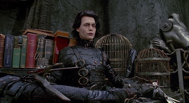 """Movies & TV Trivia Question: Who directed the film """"Edward Scissorhands""""?"""