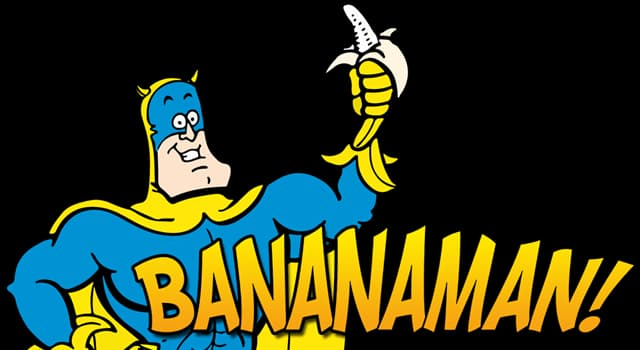 """Movies & TV Trivia Question: Who provided the voice of the lead character in the UK TV series """"Bananaman""""?"""