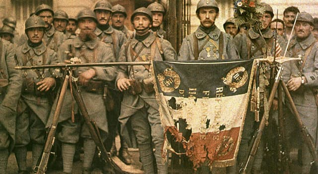 History Trivia Question: Who was the President of France throughout World War I?