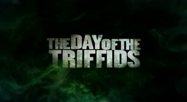 """Culture Trivia Question: Who wrote the horror classic """"The Day of the Triffids""""?"""