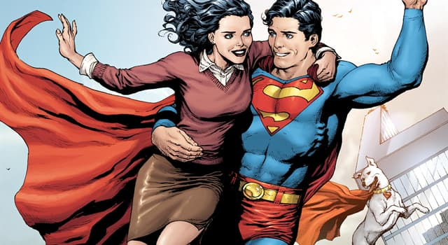 Kultur Wissensfrage: Wie heißt Lois Lanes Schwester in den DC-Comics?