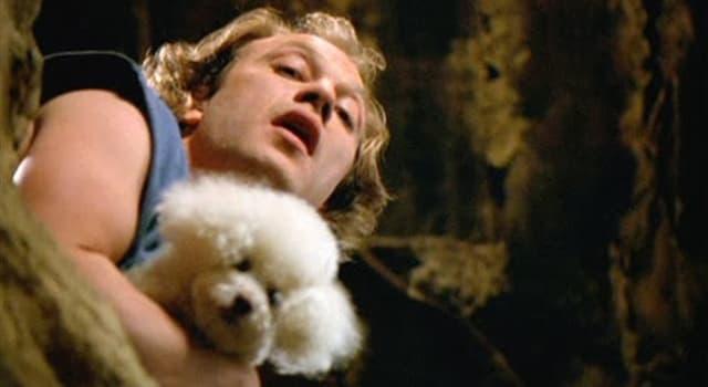 """Film & Fernsehen Wissensfrage: Wie hieß Buffalo Bill's Hund im Film """"Das Schweigen der Lämmer""""?"""