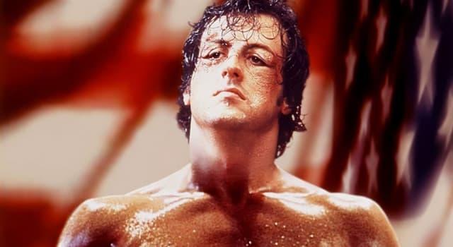 """Film & Fernsehen Wissensfrage: Wie hieß ein russischer Boxer, mit dem Rocky Balboa im Film """"Rocky IV"""" kämpfte?"""