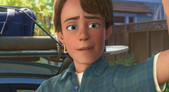 Film & Fernsehen Wissensfrage: Wie lautet Andys Nachname in Toy Story?