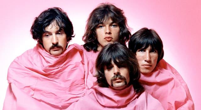 """Kultur Wissensfrage: Wie lautete der vorherige Name der Rockband """"Pink Floyd""""?"""